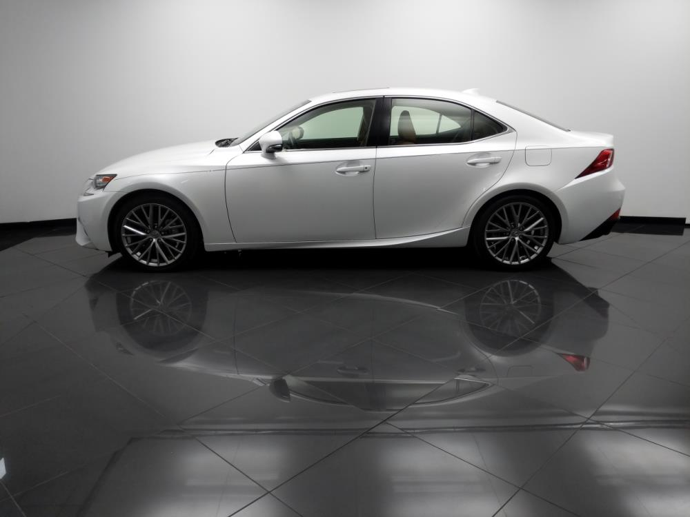 2015 Lexus IS 250 Crafted Line  - 1330036290