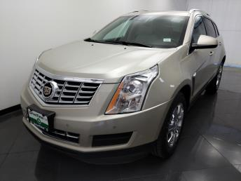 2014 Cadillac SRX Luxury Collection - 1330036309
