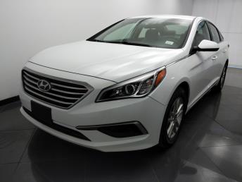 Used 2017 Hyundai Sonata