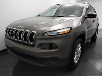 2016 Jeep Cherokee Sport - 1330036344