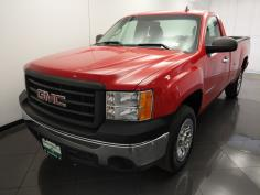 2008 GMC Sierra 1500 Regular Cab Work Truck 8 ft