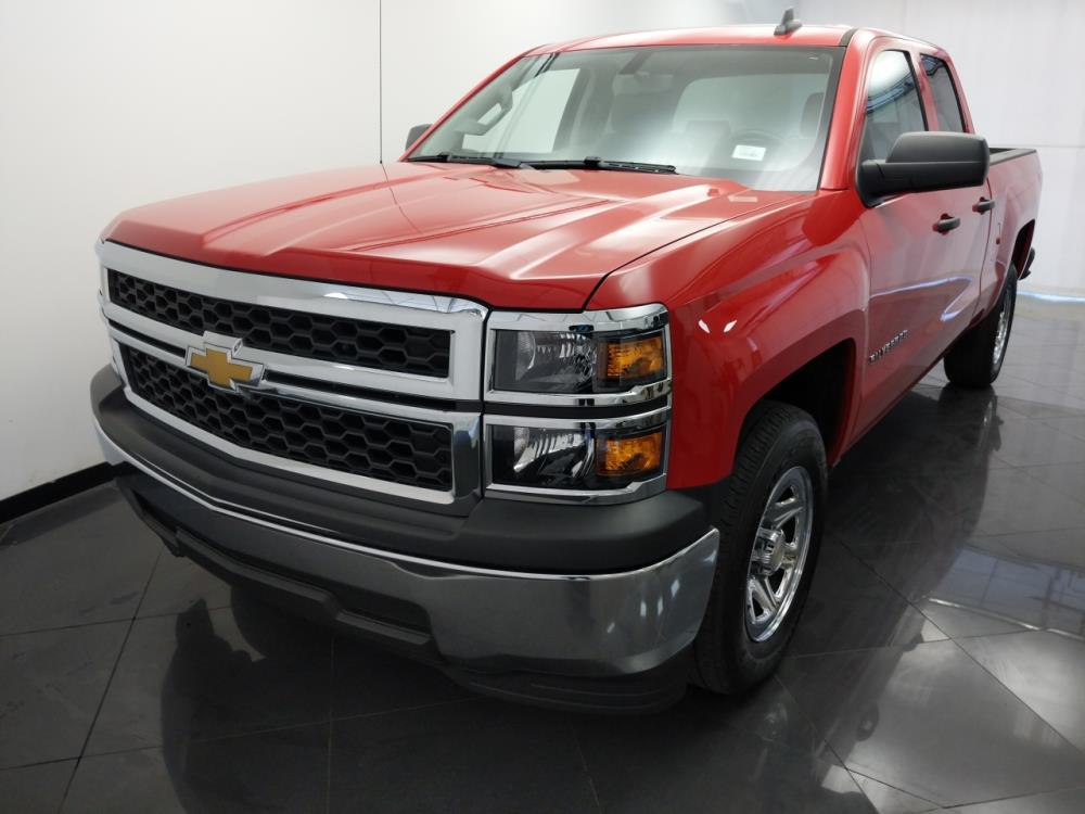 2015 chevrolet silverado 1500 double cab ls 6 5 ft for sale in memphis 1330036557 drivetime. Black Bedroom Furniture Sets. Home Design Ideas
