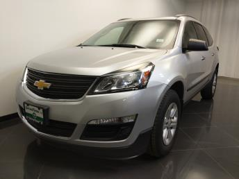 2015 Chevrolet Traverse LS - 1330036579