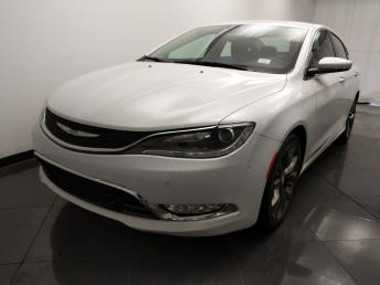 2015 Chrysler 200 200C - 1330036626