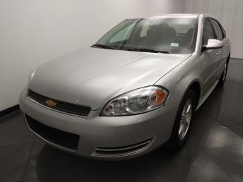 2015 Chevrolet Impala Limited LS - 1330036694