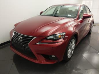 2015 Lexus IS 250  - 1330036733