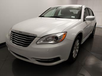 2012 Chrysler 200 Touring - 1330036762