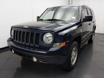 2016 Jeep Patriot Sport - 1330036783