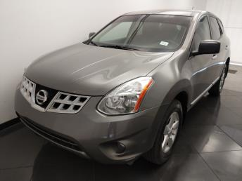 Used 2012 Nissan Rogue