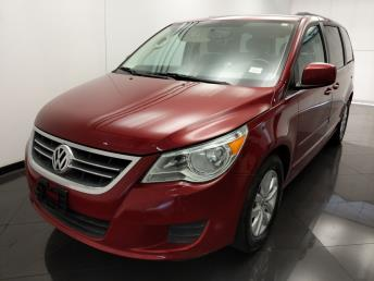 Used 2012 Volkswagen Routan