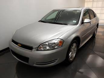 2013 Chevrolet Impala LT - 1330037025