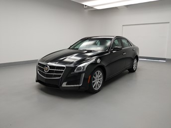 2014 Cadillac CTS 2.0 Luxury Collection - 1330037039