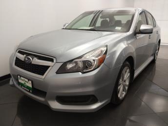 2014 Subaru Legacy 2.5i Premium - 1330037089