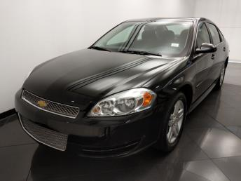 2016 Chevrolet Impala Limited LT - 1330037186