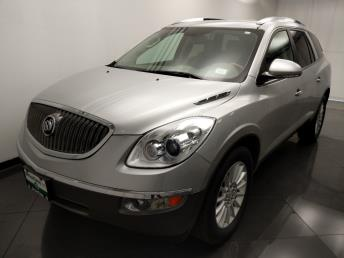 2012 Buick Enclave Leather - 1330037232