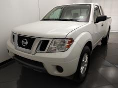 2014 Nissan Frontier King Cab SV 6 ft