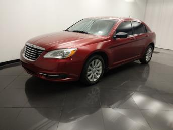 2012 Chrysler 200 Touring - 1330037292
