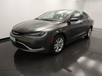 2016 Chrysler 200 Limited - 1330037376