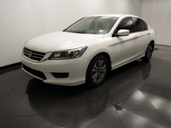 2015 Honda Accord LX - 1330037429