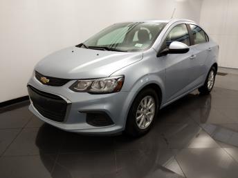 2017 Chevrolet Sonic LT - 1330037506