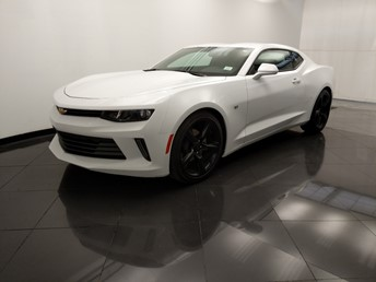 Used 2018 Chevrolet Camaro