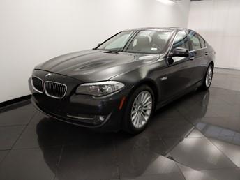 Used 2013 BMW 535i
