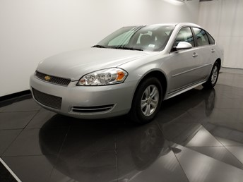 2015 Chevrolet Impala Limited LS - 1330037731