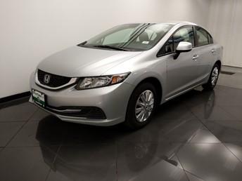 2013 Honda Civic LX - 1330037751
