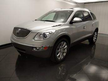 2012 Buick Enclave Premium - 1330037864
