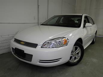2013 Chevrolet Impala - 1370022712