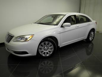 2013 Chrysler 200 - 1370024066