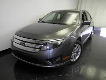 2011 Ford Fusion - 1370026147