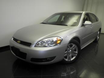 2011 Chevrolet Impala - 1370026315