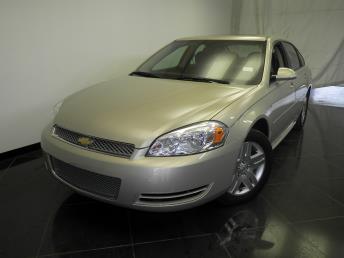 2012 Chevrolet Impala - 1370026327