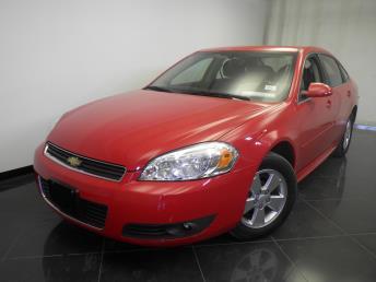2011 Chevrolet Impala - 1370026800