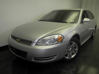 2013 Chevrolet Impala - 1370027101