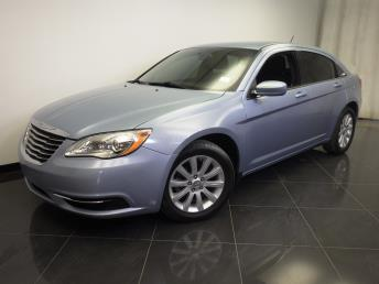 2014 Chrysler 200 - 1370027789