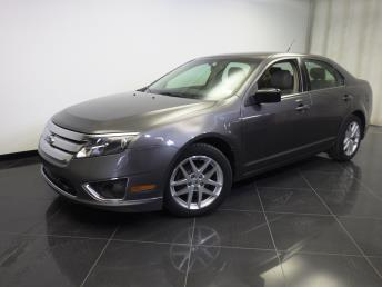 2012 Ford Fusion - 1370028138