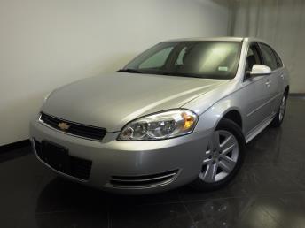 2011 Chevrolet Impala - 1370028261