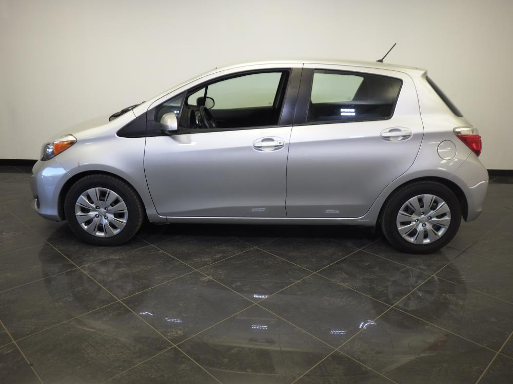 2014 toyota yaris for sale in indianapolis 1370029010 drivetime. Black Bedroom Furniture Sets. Home Design Ideas