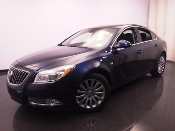 2011 Buick Regal - 1370029042