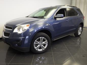 2011 Chevrolet Equinox - 1370029534