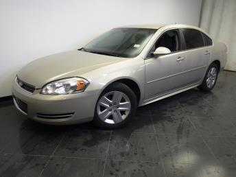 2011 Chevrolet Impala - 1370029983