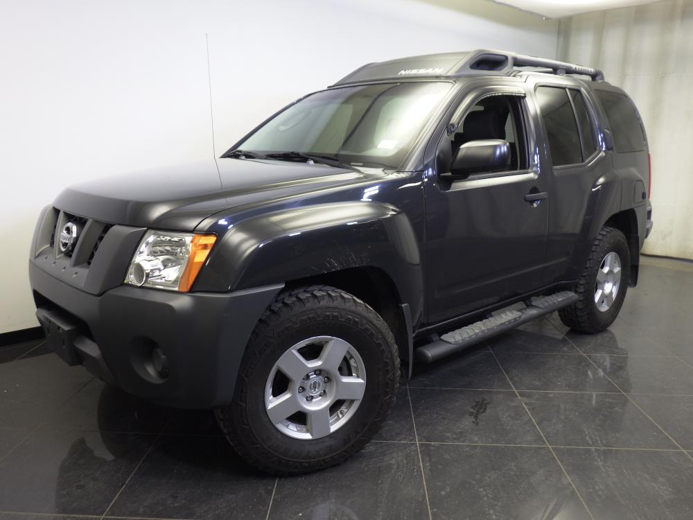 2008 Nissan Xterra For Sale In St Louis 1370030067