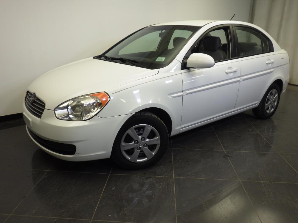 2009 Hyundai Accent - 1370030200