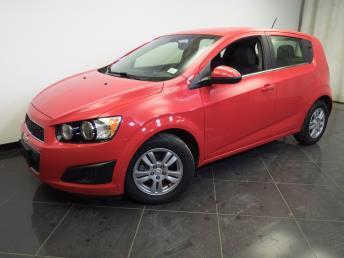 2015 Chevrolet Sonic - 1370030215