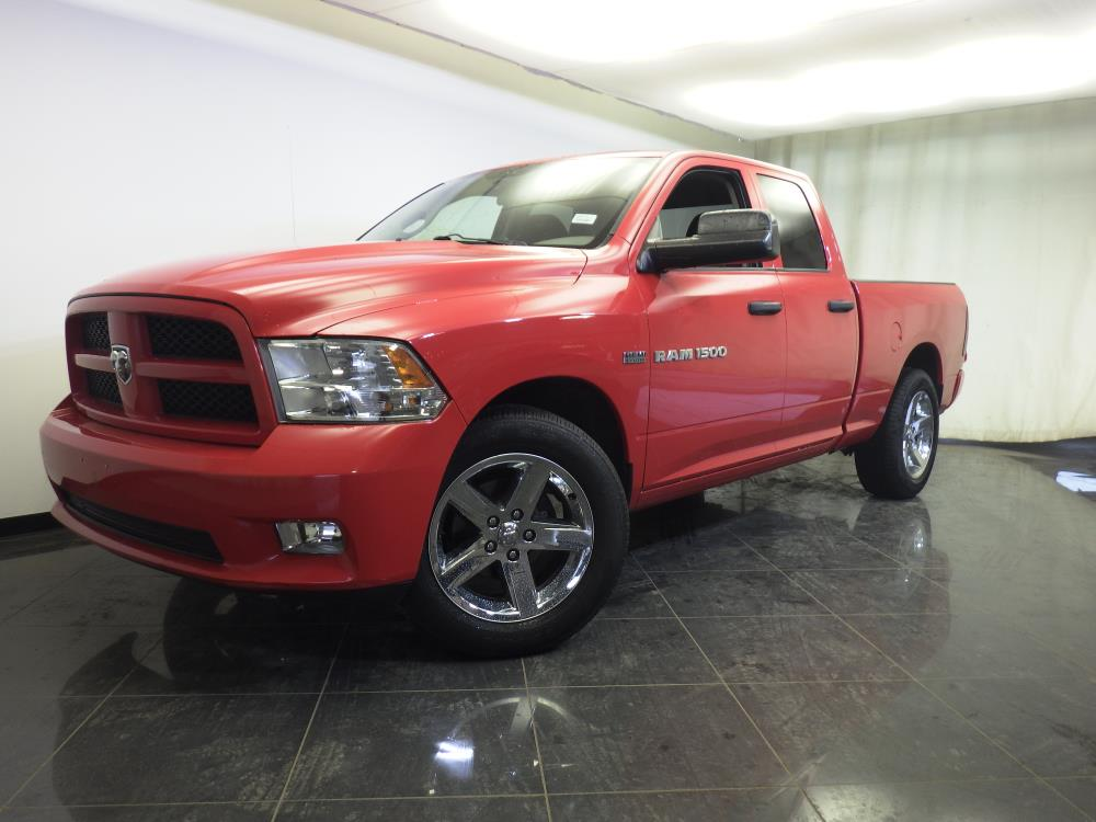 2012 dodge ram 1500 for sale in st louis 1370030246 drivetime. Black Bedroom Furniture Sets. Home Design Ideas