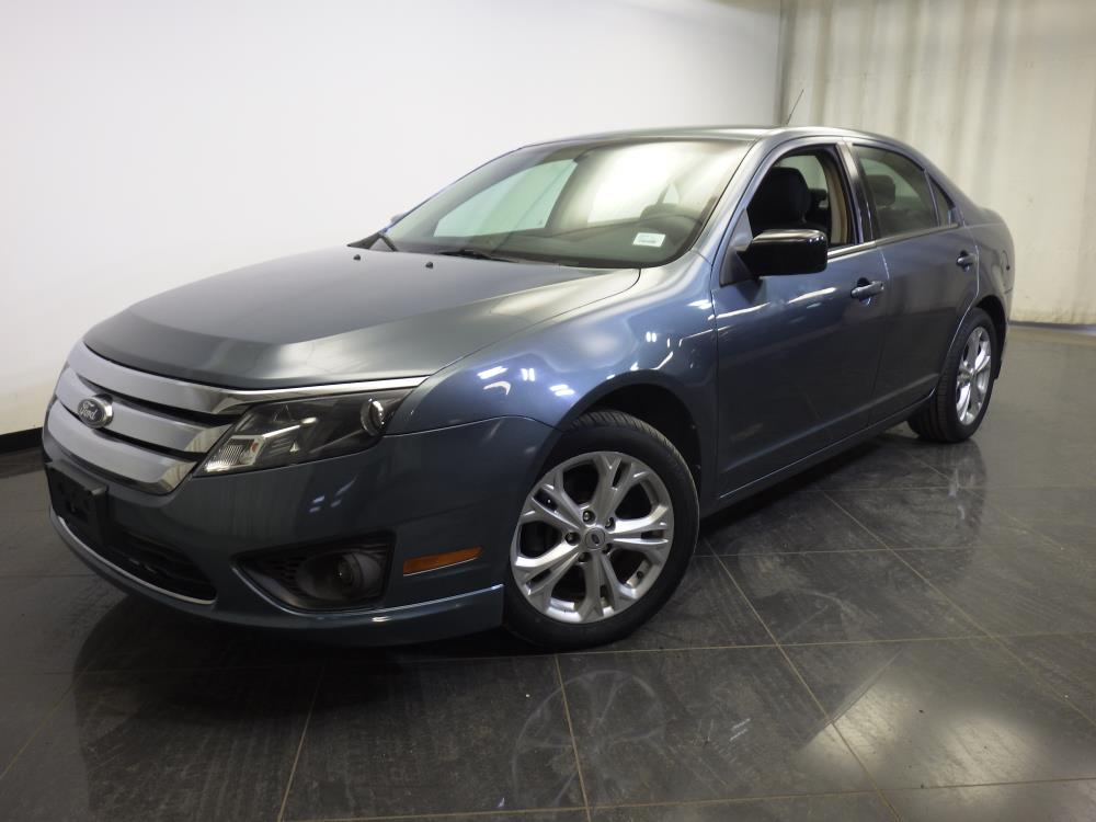 2012 ford fusion for sale in louisville 1370030396 drivetime. Black Bedroom Furniture Sets. Home Design Ideas
