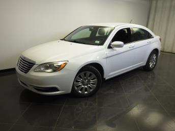 2013 Chrysler 200 - 1370030914