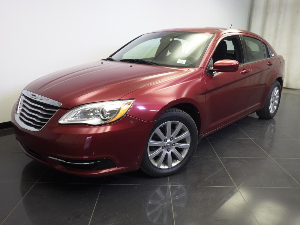 2013 chrysler 200 touring for sale in indianapolis 1370031453 drivetime. Black Bedroom Furniture Sets. Home Design Ideas